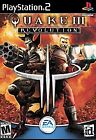 Quake III Revolution (Sony PlayStation 2, 2001)