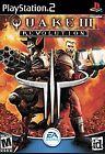 Quake III Revolution (Sony PlayStation 2, 2001)