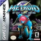 Metroid Fusion Boxing Video Games