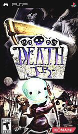 DEATH JR.    PSP - BRAND NEW FACTORY SEALED