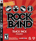 Rock Band Track Pack: Vol. 2 (Sony PlayStation 3, 2008)