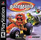 Muppet RaceMania (Sony PlayStation 1, 2000)