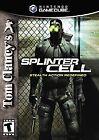 Tom Clancy's Splinter Cell Nintendo GameCube Video Games