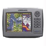 Lowrance HDS-7 GPS Receiver