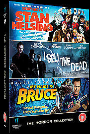 The Horror Collection (DVD, 2010, 3-Disc Set)