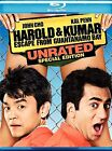 Harold & Kumar Escape from Guantanamo Bay (Blu-ray Disc, 2008)