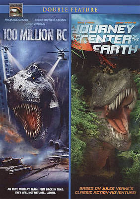 Journey To The Center Of The Earth 100 Million B C Dvd 2010 For Sale Online Ebay