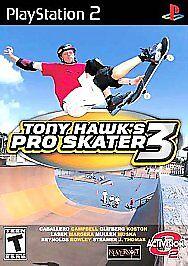 SONY-PLAYSTATION-2-TONY-039-S-HAWKS-PRO-SKATER-3-GREATEST-HITS-VIDEO-GAME