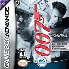 James Bond 007: Everything or Nothing (Nintendo Game Boy Advance, 2003)