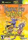 Kung Fu Chaos (Microsoft Xbox, 2003)
