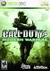 Call of Duty 4: Modern Warfare (Microsoft Xbox 360, 2007)