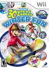 Family Party: 30 Great Games Winter Fun (Nintendo Wii, 2010)