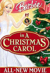 barbie in a christmas carol dvd 2008 - Barbie Christmas Carol