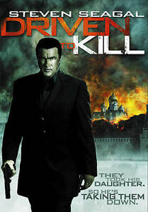 Driven to Kill (DVD, 2009) BRAND NEW