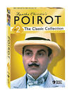 Agatha Christies Poirot: The Classic Collection - Set 2 (DVD, 2009, 3-Disc Set)