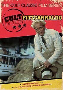 Cult Fiction: Fitzcarraldo DVD***NEW***