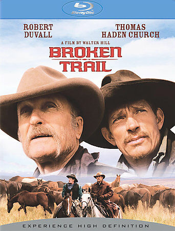 Alan Geoffrion [Producer]; Chad Oakes [Producer]; Dam .. Broken Trail [Blu-ray]