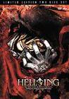 Hellsing Ultimate Steelbook DVDs