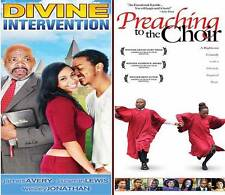 Divine Intervention/Preaching to the Crowd (Limited Edition), New DVDs