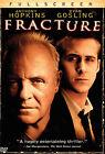 Fracture (DVD, 2007, Full Frame)