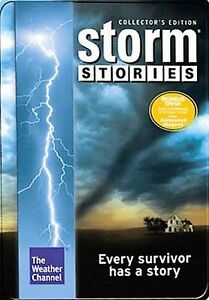 Storm Stories: Every Survivor Has a Story (DVD, 2008, 5-Disc Set, Collectors...