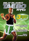 Billy Blanks - Tae Bo Amped - 2 Pack (DVD, 2008, 2-Disc Set)