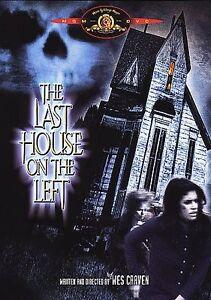 Last-House-on-the-Left-DVD-2002-RARE-WES-CRAVEN-CLASSIC-MINT-DISC