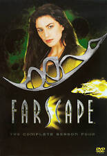 Farscape The Complete Season Four DVD