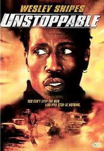 UNSTOPPABLE DVD Widescreen Wesley Snipes FACTORY SEALED NEW 2004