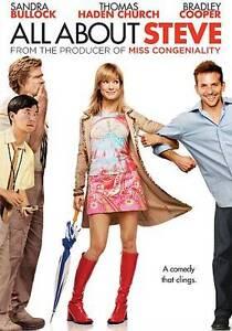 All-About-Steve-DVD-2009-SANDRA-BULLOCK-BRADLEY-COOPER-BRAND-NEW