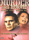 Murder Once Removed (DVD, 2004)
