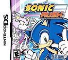 Nintendo DS SEGA Video Games Sonic Rush