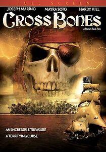 Cross Bones (DVD, 2005) New