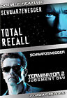 Total Recall/Terminator 2 (DVD, 2007, 2-Disc Set)