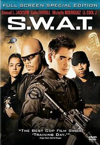 S-W-A-T-DVD-2003-Full-Screen-Special-Edition-BRAND-NEW-AND-SEALED