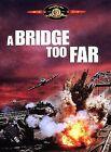 A Bridge Too Far (DVD, 1998)