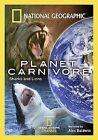 Planet Carnivore: Sharks  Lions (DVD, 2007)