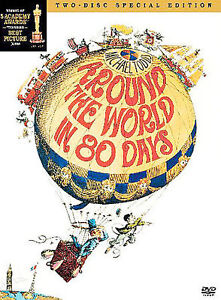 Around the World in 80 Days (DVD, 2004, ...