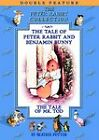 Peter Rabbit Collection: The Tale of Peter Rabbit and Benjamin Bunny/ The Tale of Mr. Tod (DVD, 2001, Single Disc Double Feature)