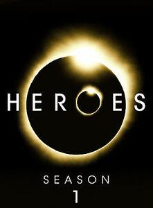 Heroes - Season 1 (DVD, 2007, 7-Disc Set...