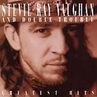 Greatest Hits by Stevie Ray Vaughan/Stevie Ray Vaughan & Double Trouble (CD, Oct-1995, Epic)
