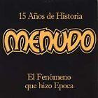 Menudo 1998 Music CDs