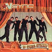 No-Strings-Attached-by-NSYNC-CD-Mar-2000-Jive-USA