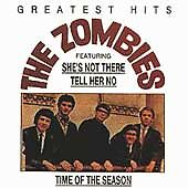 The Zombies The Greatest Hits CD