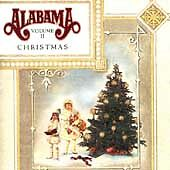 ALABAMA-CHRISTMAS-Vol-II-Rockin-039-Around-The-Christmas-Tree-Spirit-NEW-CD