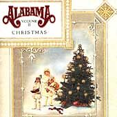 ALABAMA-CHRISTMAS-Vol-II-Rockin-039-Around-The-Christmas-Tree-Spirit-NEW-CD
