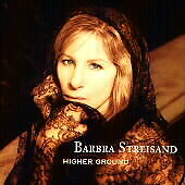 Higher-Ground-by-Barbra-Streisand-CD-Nov-1997-Columbia-USA-NEW-SEALED