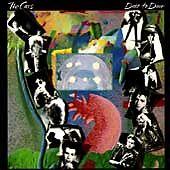 CD: THE CARS Door To Door NM