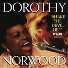 Shake the Devil Off by Dorothy Norwood (CD, Oct-1995, Malaco)