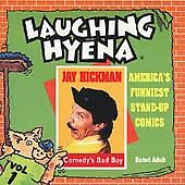 Jay Hickman - Comedy's Bad Boy [CD New] Stand up comedy